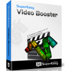 SuperEasy Video Booster filters and fixes common problems with your videos, punching up color, sharpening contrast, and repairing lighting issues.