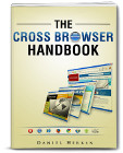 The Cross Browser Handbook + Code is the best way to learn how to create modern and cross-compatible websites.