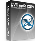 DVD neXt COPY MobleX lets you copy DVD movies to a multitude of mobile devices, include Apple gear, Android gadgets, and even gaming platforms.