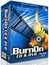 BurnOn CD/DVD