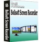 Boilsoft Screen Recorder lets you capture and record all screen activity into AVI and WMV files.