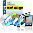 Boilsoft DVD Ripper lets you rip DVD movies to a variety of popular file formats, creating digital backups and making your movies compatible with portable devices.