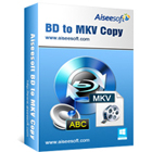 Aiseesoft BD to MKV Copy lets you backup your Blu-ray movies to MKV files without compromising audio or visual quality.