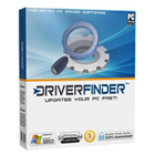 DriverFinder automatically detects the drivers needed for your system, then downloads and installs updated versions to give your computer an immediate boost in performance.