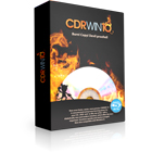 CDRWIN 10 is the best software application for burning and copying CDs, DVDs, and Blu-ray discs, featuring an innovative, modern interface.