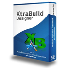 XtraBuild Designer lets you quickly build flexible database solutions for rapid deployment on Windows, without manual coding.