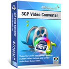 4Videosoft 3GP Video Converter lets you convert a variety of popular file formats to the 3GP format, for viewing on most cellphones.