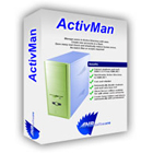 ActivMan lets you easily manage users in Active Directory without the use of batch files or scripts.