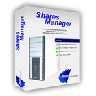 Shares Manager lets you effectively manage Windows shares, editing names and paths and enabling mass copying, hiding, and deleting