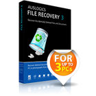 Auslogics File Recovery is a comprehensive recovery application that lets you recover deleted files and lost partitions quickly and easily.