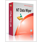 NT Data Wiper is an advanced data erasure application that removes all deleted files beyond the point of recovery.
