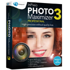InPixio Photo Maximizer 3 Pro lets you enlarge photos by up to 1000% percent without compromising quality.