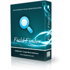 TM Field Finder is an innovative application that lets you perform quick searches through any SQL Server database, schema, and data.