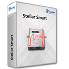 Stellar Smart tracks and warns you about impending hard drive problems and key operating metrics.