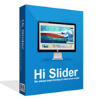 Hi Slider is a WYSIWYG application that lets you create amazing jQuery Sliders with images and video without any programming.