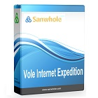 Vole Internet Expedition Professional Edition is an amazing browser that reproduces web pages in a gallery format, letting you switch between them quickly and gracefully.