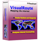 VisualRoute helps you to perform Internet connections connectivity testing. Get more information about an IP address or a website.