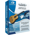 Personal Guitarist is the most complete software for guitar players. It has exclusive features that enable musicians to practice and improve their playing skills.