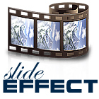Use Slide Effect to create spectacular presentations or slideshows with just a few mouse clicks. Complete with audience-wowing transitions and special effects!