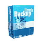Handy Backup is a complete backup system, featuring free plug-ins to fully backup the unique profiles of the most popular applications.