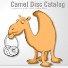 Camel Disc Catalog creates a database of your entire media collection, building your inventory by quickly reading each disk that you put into your optical drive.