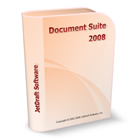 JetDraft Document Suite 2008 lets you produce help, training, and quiz modules for online distribution in a variety of formats.