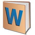 WordWeb Pro is a combined dictionary and thesaurus that provides you with immediate access to the meaning of a word, it's synonyms, and more.  Just right click, that's it!