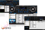 ARIA: DJ & Karaoke Entertainment Software Screenshot