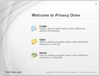 Privacy Drive Screenshot