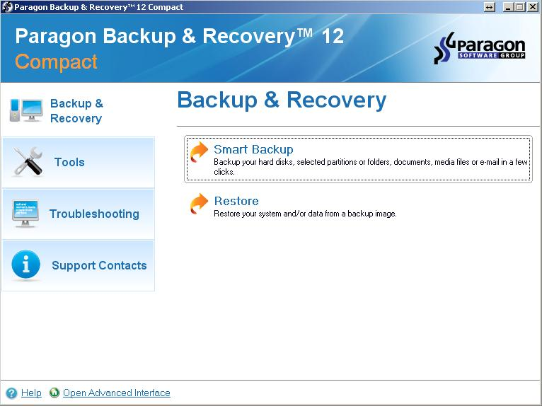 3127 - Paragon Backup & Recovery 12 Compact Mac & PC (24 Saat Kampanya)