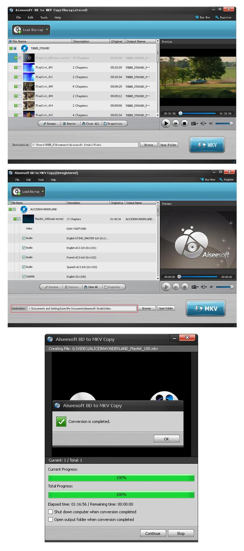 3715 - Aiseesoft BD to MKV Copy (24 Saat Kampanya)