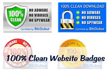 BitsDuJour Blog: We've Virus Scanned You!