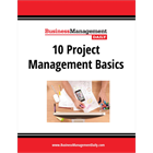 10 Project Management Basics (PC) Discount