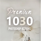 1030+ Premium Photoshop Actions (Mac & PC) Discount