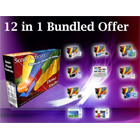 12 in 1 Sonic ActiveX Bundle - Christmas Offer (PC) Discount
