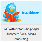 13 Twitter Marketing Apps: Automate Social Media Marketing (Mac & PC) Discount