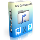1AV Sound Recorder (Mac & PC) Discount