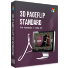 3D PageFlip StandardDiscount