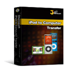 3herosoft iPod to Computer Transfer (Mac & PC) Discount