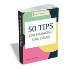 50 Tips for Managing Time ChaosDiscount