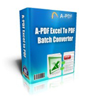 A-PDF Excel to PDFDiscount
