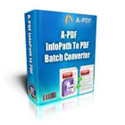 A-PDF Infopath to PDF (PC) Discount
