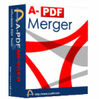 A-PDF Merger (Mac & PC) Discount