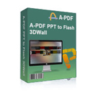 A-PDF PPT to Flash 3D Wall (PC) Discount