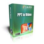 A-PDF PPT To Video (PC) Discount
