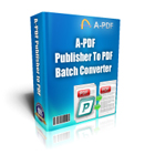 A-PDF Publisher to PDF (PC) Discount