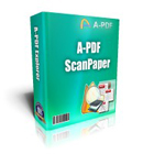 A-PDF Scan Paper (PC) Discount