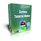 A-PDF Screen Tutorial Maker (PC) Discount