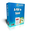 A-PDF To ExcelDiscount