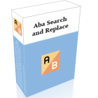Aba Search and ReplaceDiscount